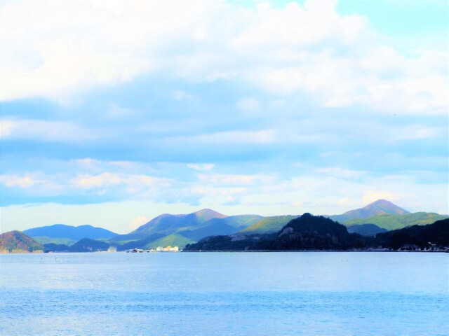 東の海神 西の滄海イメージ写真